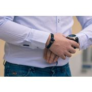 Constantin Nautics® Jack Tar  náramok z pravej kože CNJ10029-21