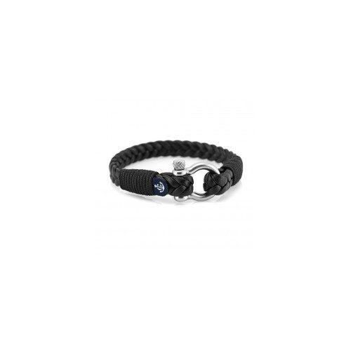 Constantin Nautics® Jack Tar náramok z pravej kože  CNJ10078-20