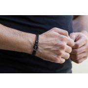 Constantin Nautics® Jack Tar  náramok z pravej kože CNJ10095